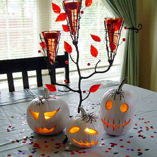 Halloween decoration ideas my desired home for Decoration halloween