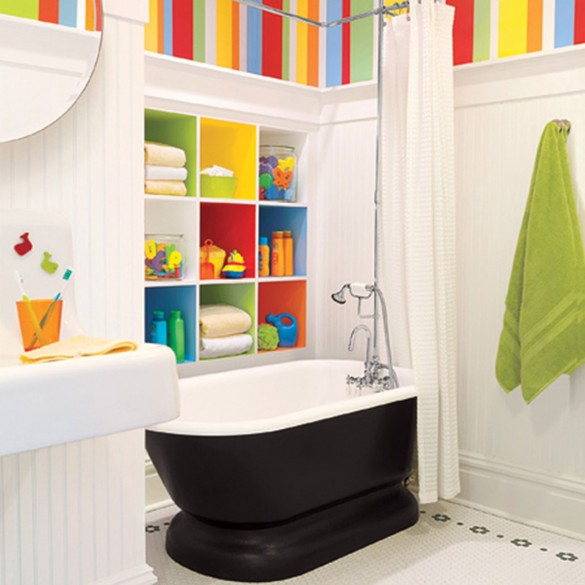 Kids Bathroom decoration ideas