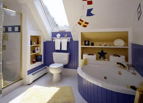 Colorful kids bathroom designs my desired home - Small kids bathroom ideas ...