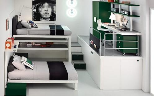 Kids Bedroom Designs on Ideas Which Can Help You To Maximize The Space Of Your Kids Small