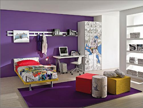 Cool room decorating ideas for teens my desired home - Cool teenage room ideas ...