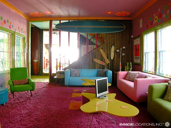 Cool room decorating ideas for teens my desired home for Teenage living room ideas