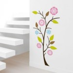 floral wall sticker_4
