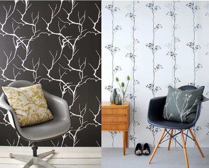 wallpapers ideas by Ferm Living
