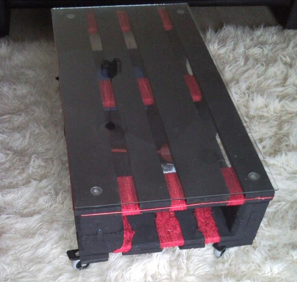 Cool DIY Coffee Table Idea