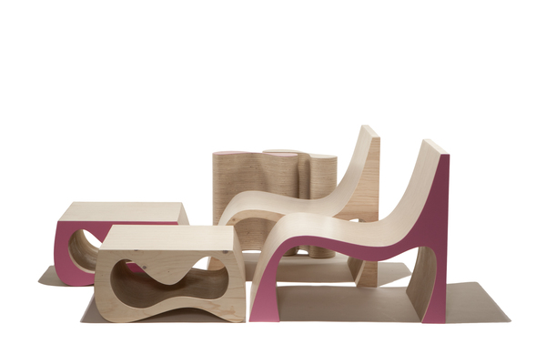 Eco-friendly furniture-karim rashid