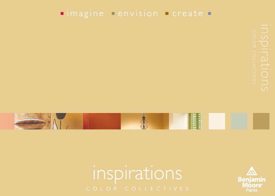 Inspirations Colors by Benjamin Moore