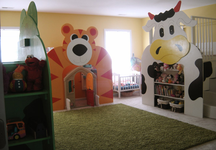 Playroom Design Ideas 45 small space kids playroom design ideas Beautiful Playrooms Design Inspirations