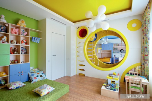 Playrooms Design Inspirations