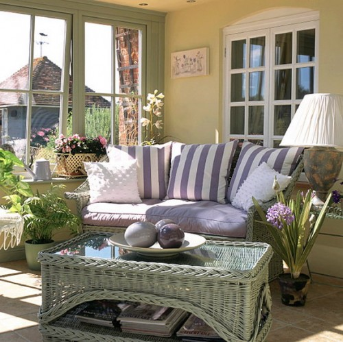 Porch decoration ideas my desired home for Decoration veranda