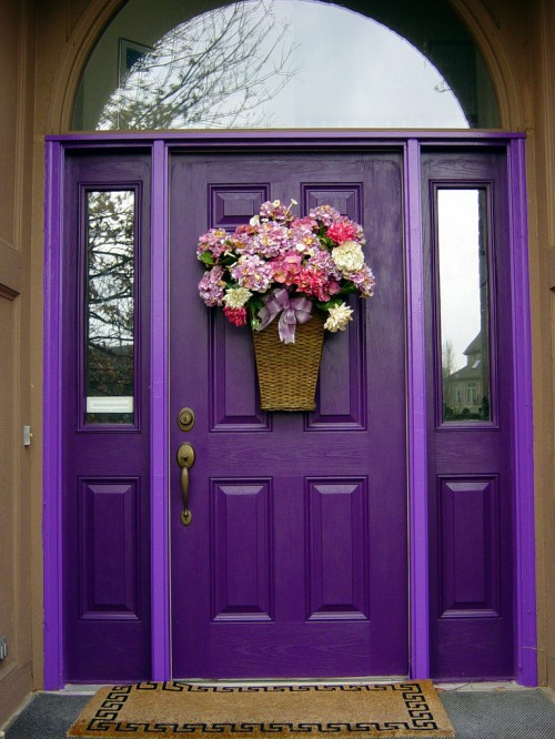 related posts christmas front door decorations ideas - Front Door Design Ideas