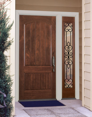 Front door design ideas my desired home for Front window ideas