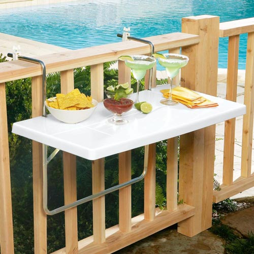 Ideas for a small balcony my desired home - Small balcony furniture ideas ...