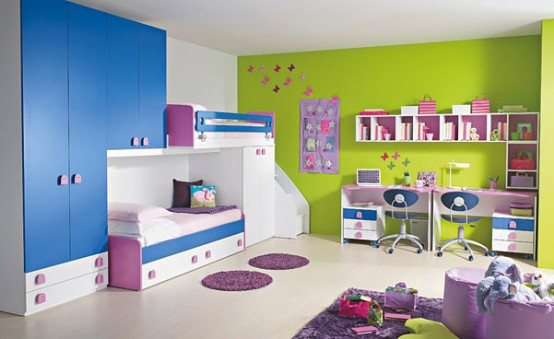 Reference. Happy and colorful kids rooms design ideas   My desired home