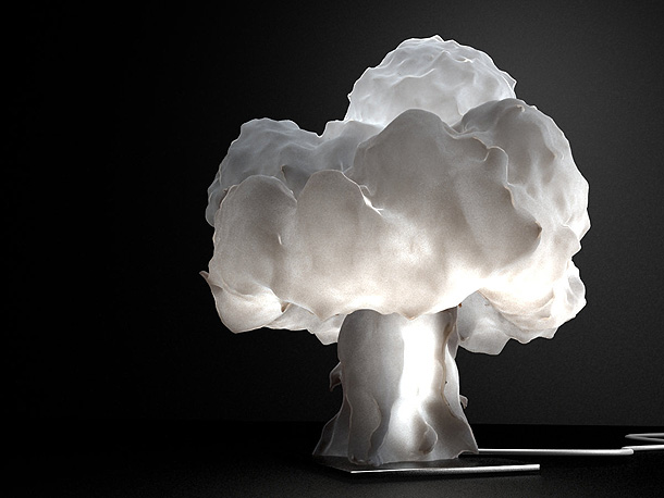 nuke table lamp