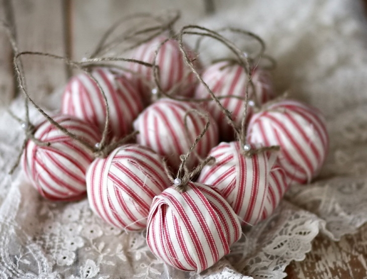 Vintage ideas for christmas ornaments my desired home for Vintage christmas decorating ideas