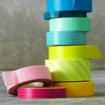 decoration ideas with washi tapes