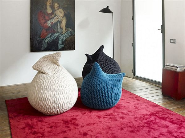 Cool and comfortable pouf by Aleksandra Gaca_3