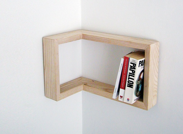 corner shelf  Martina Carpelan