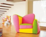 Armchair by Adrelina