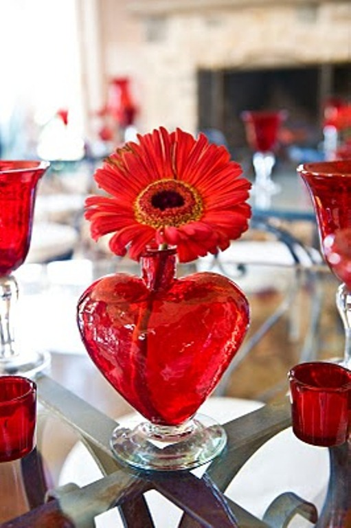 Best decoration ideas for valentine 39 s day my desired home for Table design for valentines day