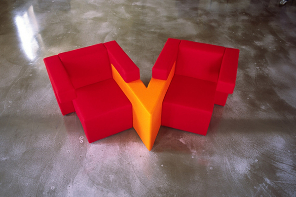 Modular furniture collection togather by studiolawrence2