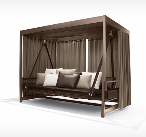 Cool outdoor furniture city camp collection by dedon my for Beautiful furniture