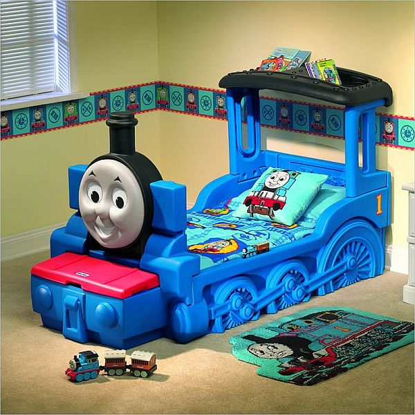 Cool And Friendly Beds For Kids ...