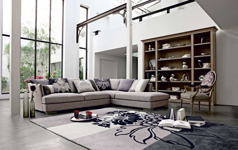 Living Room Inspiration 120 Modern Sofas By Roche Bobois: 25 Excellent Sofas From Roche Bobois