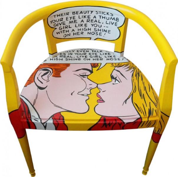 Comical Furniture by Silvia Zachello1
