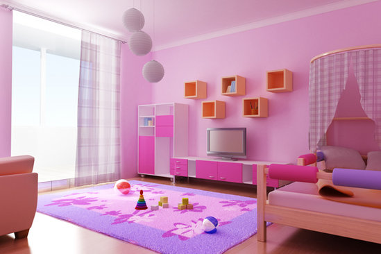 Feng Shui for kids room2