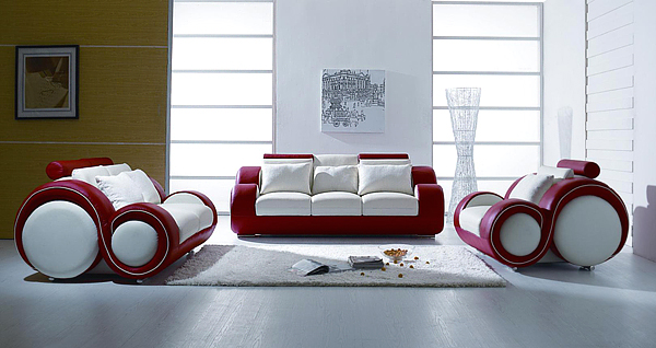 Modern living room furniture by Vig