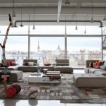 excellent sofas from Roche Bobois