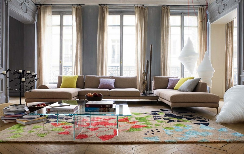 Living Room Sofas Roche Bobois 3