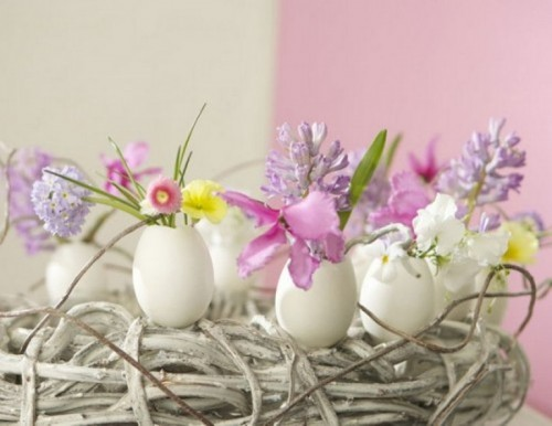 Best easter decoration ideas my desired home for Easter home decorations