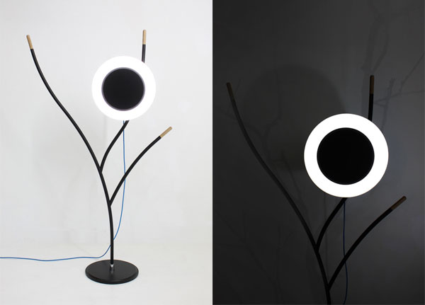 Floor Lamp Scene 01