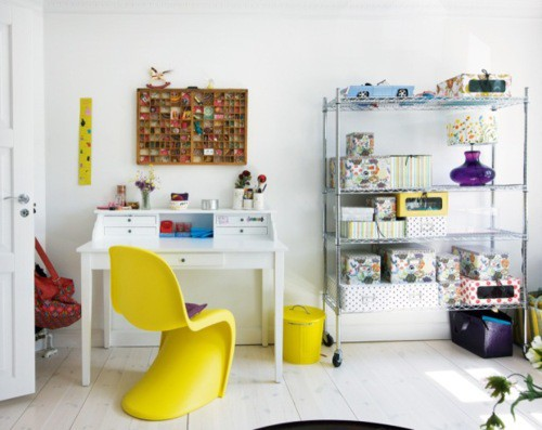 Scandinavian design for children's rooms