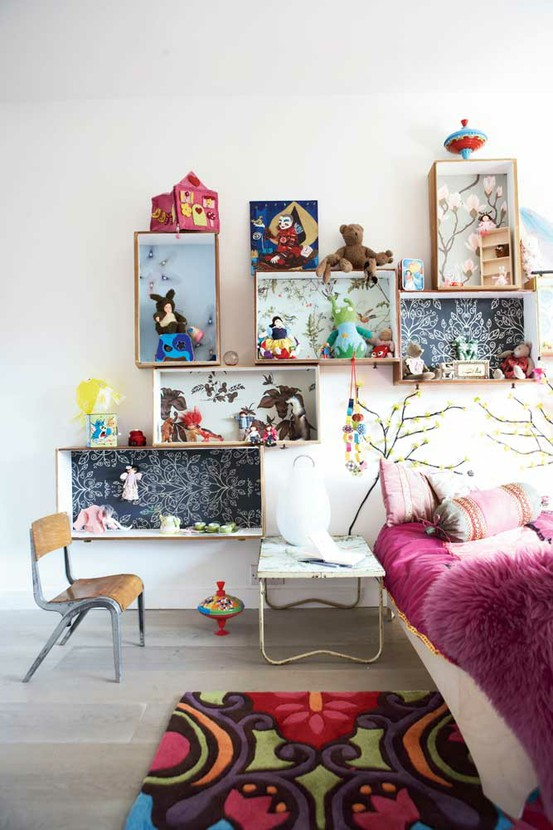 Scandinavian Design For Childrens Rooms My Desired Home