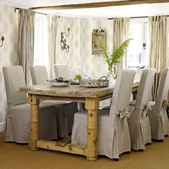 Country style decoration ideas my desired home for Country style dining room ideas