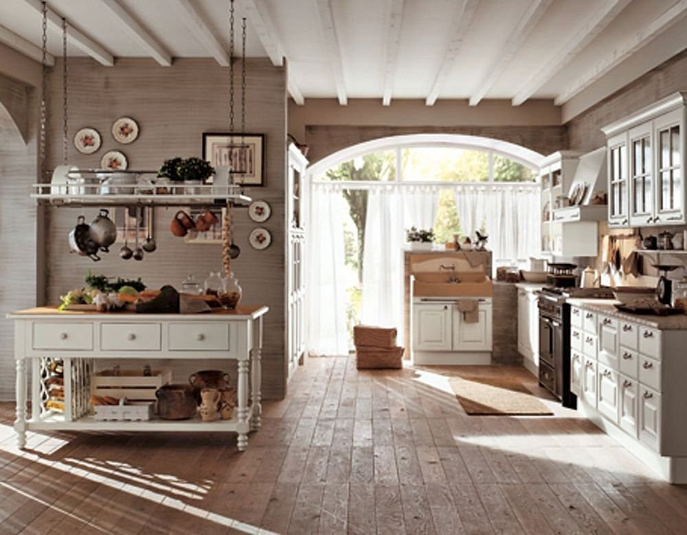 Country style decoration ideas my desired home for Old country style kitchen ideas