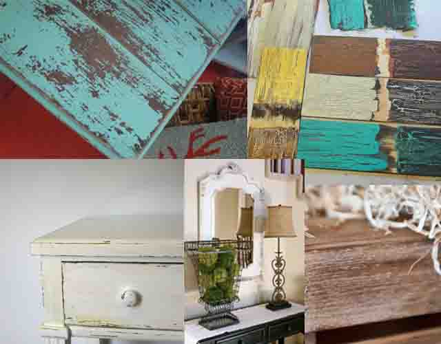 Many ... - Antique Wood Techniques: 10 Wonderful Ways To Make Wooden Furniture