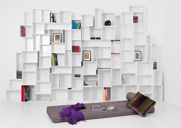 cubit modular shelving system my desired home. Black Bedroom Furniture Sets. Home Design Ideas
