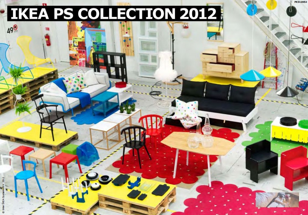 New Furniture Collection Ikea PS 2012