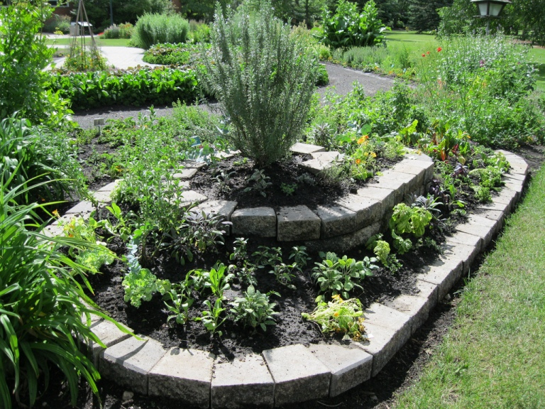 Herb Garden Design Ideas image of amazing herb garden design Making You Own Herb Garden Ideas