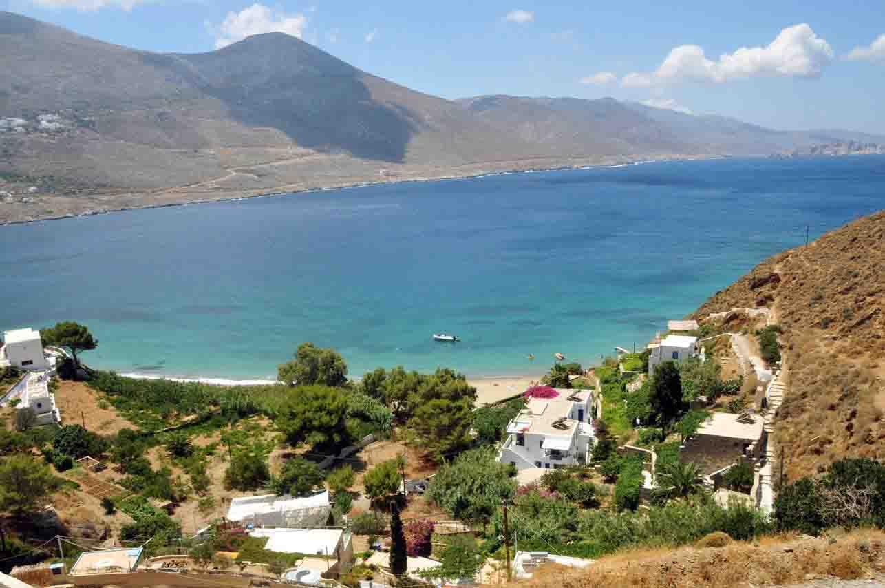 Greek Islands In May