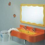 Cool kids bathroom solutions by ponte giulio