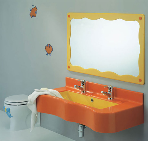 kids Bathroom Ideas by Ponte Giulio2