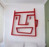 The Face Shelving by Alexi McCarthy