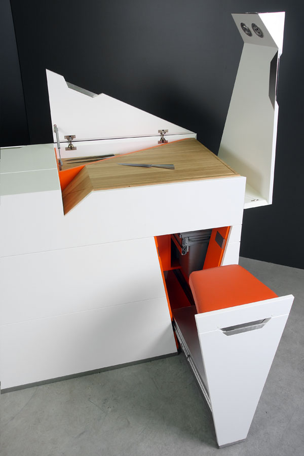 Ideal furniture for very small homes by boxetti my for Space saving home furniture