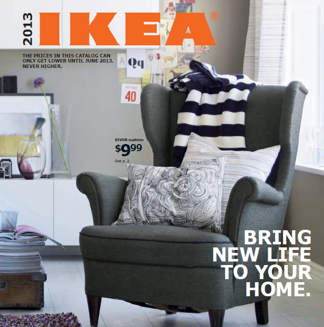 new ikea catalog 2013: available online | my desired home